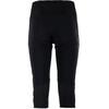 La Sportiva Vortex Hardloop Shorts Dames zwart